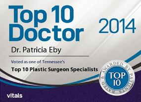 Top 10 Doctor - Plastic Surgery - Tennessee by Vitals 2014
